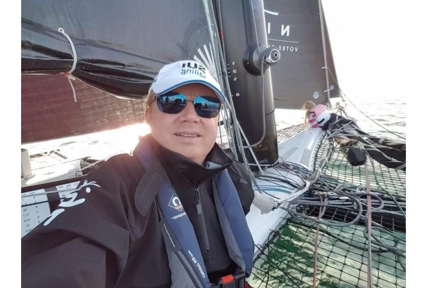 Navigation Marine Pro à bord du D35 Swisscom