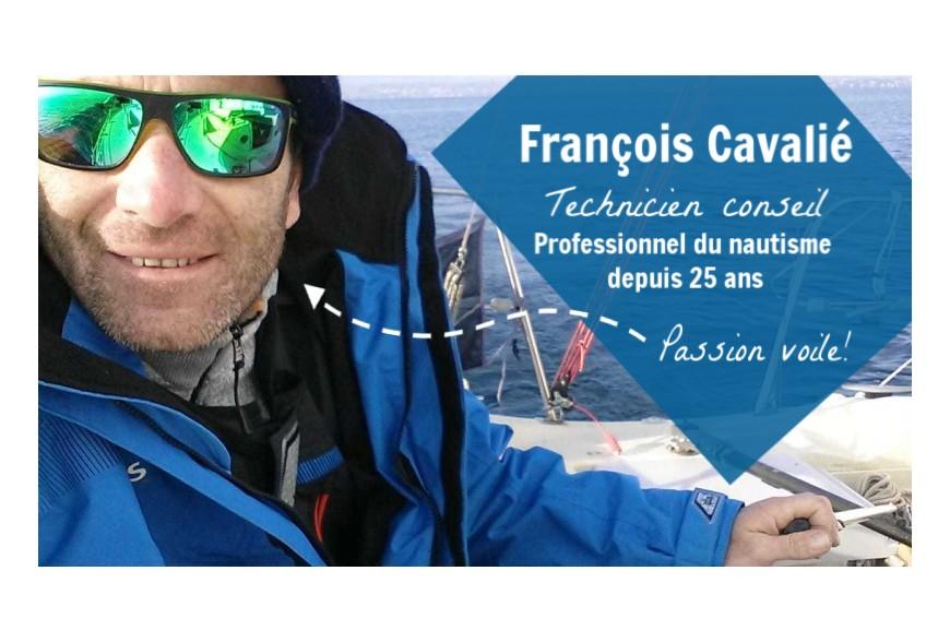 François, nouveau collaborateur chez Marine Pro!