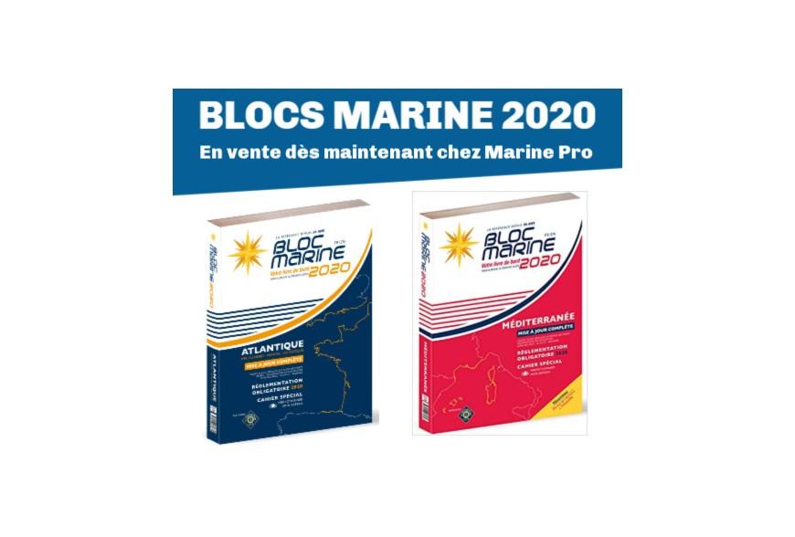 Bloc Marine 2020