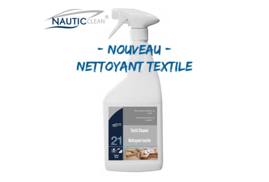 Nouveau Nettoyant Textile